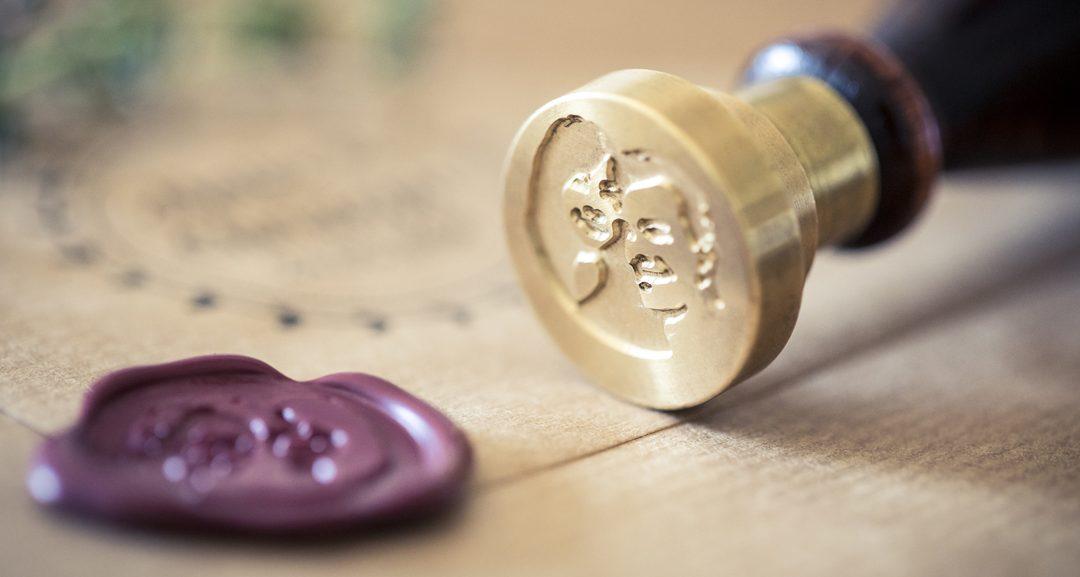 Siegel für eure Hochzeitspapeterie – Tipps und Tricks zum Selbermachen