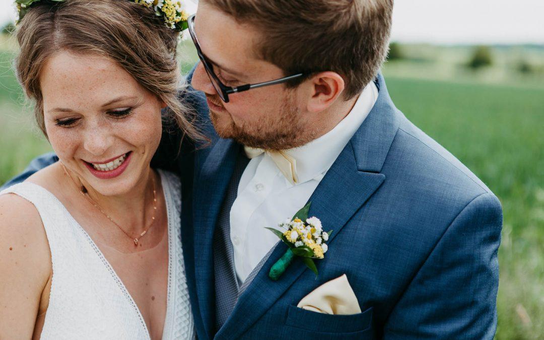 Das Paar-Shooting an eurer Hochzeit